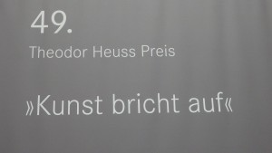 Theodor Heuss Preis Verleihung0 Foto_D.Brockdorff